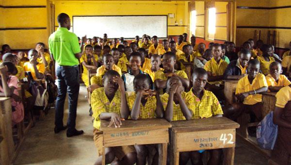 Ghana, A Failed State