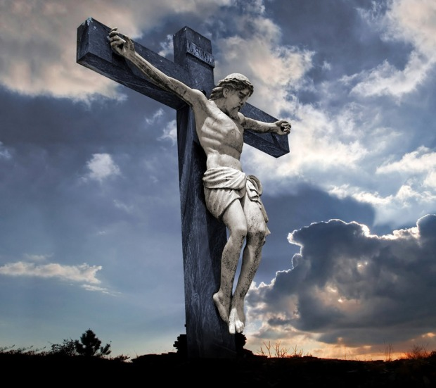Crucifixtion Of Jesus